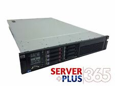 HP ProLiant DL380 G7 server 2x 2.93GHz QuadCore 128GB RAM 2x 450GB HDD 2x power