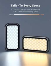 LED 112 Video Lamp bright Light for Portable Digital Camera Camcorder DV 6500K