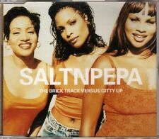 Salt 'N' Pepa - The Brick Track Versus Gitty Up - CDM - 1999 - RnB Pop 4TR