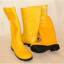 (1874) Stivali impermeabili e antinfortunistici nuovi (7-2-A-1)