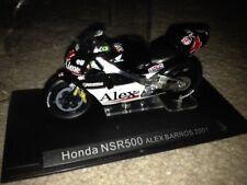 1/24 Bike Alex Barros 2001 Honda Nsr500 Motogp