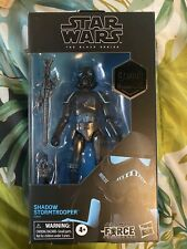 Shadow Stormtrooper Star Wars Black Series Gaming Greats *MINT* Force Unleashed