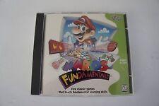 Super Mario's Fundamentals PC game complete in case Nintendo