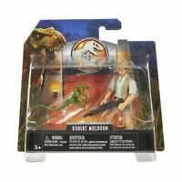 Jurassic World ROBERT MULDOON Action Figure Play Set Mattel Sealed