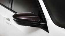 Genuine Honda Civic Tipo R in fibra di carbonio porte a specchio copre 2017 >