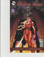 Code Red #2 Cover B Age of Darkness GFT Zenescope NM Qualano