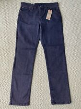 NWT Men's Levi's 541 Athletic Taper Dark Purple Acid Wash Denim Jeans ALL SIZES