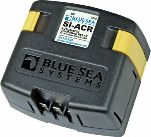 BlueSea Systems SI-ACR Automatic Charging Relay - 12/24V DC 120A