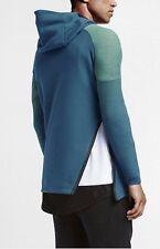 Nike Tech Fleece Dynamic Reveal Hoodie Green 805655 *MEDIUM*BRAND NEW WITH TAGS*