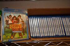 30 Camp Rock Disney (Blu-ray Disc, 2008)  EXTENDED ROCK STAR EDITION-BIG LOT
