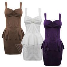 Robes multicolore en polyester taille L pour femme
