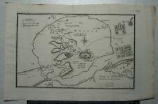 1791 Barbie du Bocage - Plan of Athens, Greece - Anacharsis