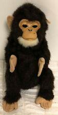 Hasbro Furreal Friends Newborn Chimp Chimpanzee Monkey Interactive Sounds