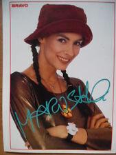 MARUSHA * --- BRAVO - Autogrammkarte 347 K