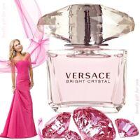 NIB Versace Bright Crystal For Women Eau de Toilette 5ml 0.17 OZ 100% AUTHENTIC