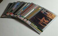 Complete set Of 1990 Pro Set Super Bowl 1-24 Commemorative Cards