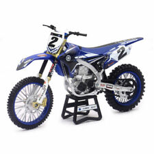 New Ray 1:12 Cooper Webb #2 Yamaha YZF 450 Die Cast Toy Model Motocross Blue