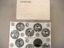 1 rare swarovski crystal pendant,40mm comet argent light #6208