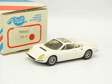 Record Kit Monté Résine 1/43 - Ferrari 365 P Blanche