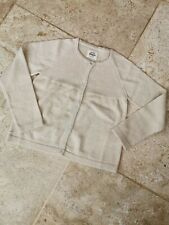 New With Defect Boden Gold Glitter Cardigan Age 3-4