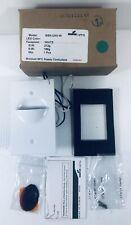 Cooper Lighting Fail-Safe MSN-UNV-W White Faceplate