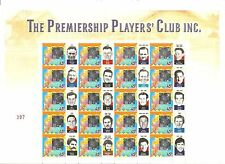 Premiership Players First Stamp Issue 20 players Tuck Kernahan Reynolds  ++