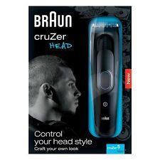 Braun Cruzer 5 Head 2 in 1  Hair Cutting Machine BNIB