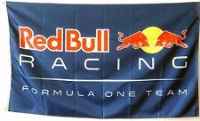 Red Bull Racing Formula One Team Flag Banner 3X5Feet Man Cave
