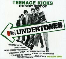 Undertones - Teenage Kicks - The Very Best Of The Undertones [CD]