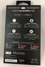 New Mophie PowerStation Mini 3000mAh Portable External Battery Compact