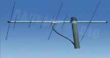 Dual Band Base Antenna 144 - 430 MHz 100 W SSB 8 Elements VHF UHF MA - FX727 - N