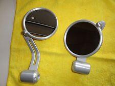 Moto Guzzi V7 Bar end mirrors