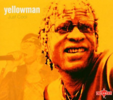 Yellowman - Just Cool (CD) New Sealed