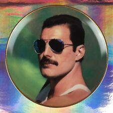 Freddie Mercury (Queen) 'Me Bad Guy' Danbury Plate + COA + Box - Rare
