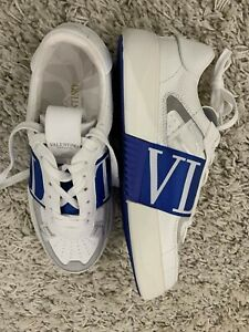 men`s Valentino Sneakers VLTN shoes White Size us 8.5 eur 42