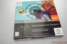 NEW Quark Interactive Designer Web Design MAC / PC