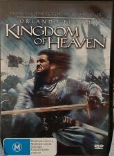Kingdom Of Heaven (DVD, R4) LIKE NEW, Orlando Bloom