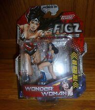"""Justice League Wonder Woman Figz Series 2 Connect Action Figure DC Comics WB 3"""""""