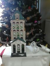 Dept 56: Christmas in the City Series The Brokerage House - Item 5881-5