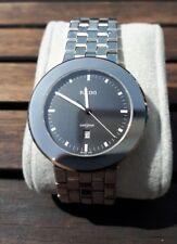 Rado DiaStar Stainless Steel/Ceramic Gents Quartz Watch