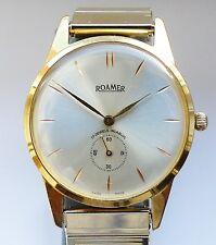 Roamer - Vanguard Slim-Line 17Jewels Herren Armbanduhr