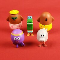 Hey Duggee Figures Lot Betty Happy Roly