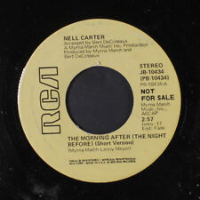 NELL CARTER: The Morning After / Short 45 (dj, funky 70s Crossover Soul) Soul