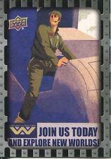 Alien Anthology Weyland Yutani Propaganda Poster Chase Card WY-9