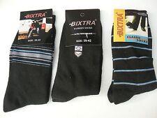 6 paires de Chaussettes Coton Bixtra 43/46