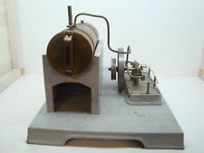 WILESCO - JEAN COMBY - FLEISCHMANN - MACHINE A VAPEUR - STEAM ENGINES - ANCIEN -
