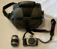 Canon Eos 300 Digital Camera With Canon Camera Bag Without Battery/charger