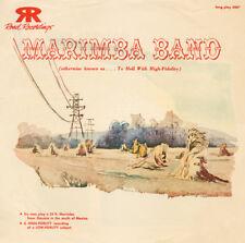 Various Artists - Marimba Band / Various [New CD]