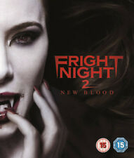 Fright Night 2 DVD (2014) Will Payne, Rodriguez (DIR) cert 15 ***NEW***