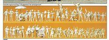 """Preiser 16342 H0 figuras """"visitantes de Festival Folclóricos feriantes"""